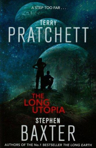 The Long Utopia - okładka książki