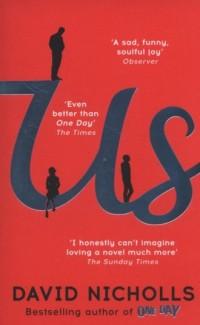 Us - okładka książki