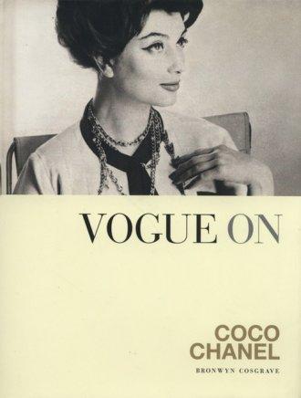 Vogue on Coco Chanel - okładka książki