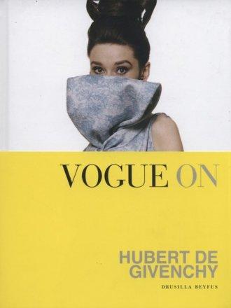 Vogue on Hubert De Givenchy - okładka książki