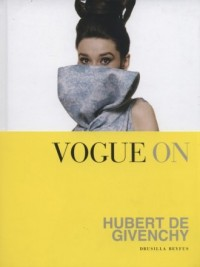 Vogue on Hubert De Givenchy - okładka książki