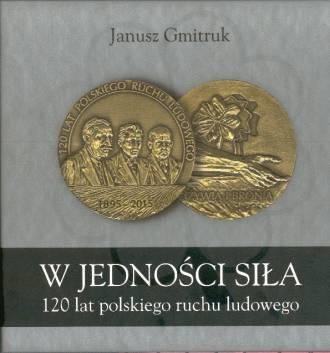 W jedności siła. 120 lat polskiego - okładka książki