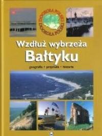 Wzdłuż wybrzeża Bałtyku - okładka książki