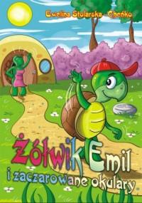 Żółwik Emi i zaczarowane okulary - okładka książki