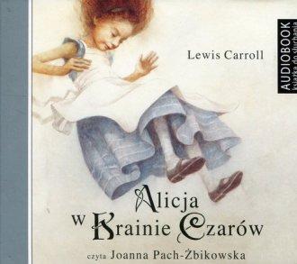 Alicja w krainie czarów - pudełko audiobooku