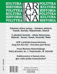 Arcana nr 123 (3)/2015 - okładka książki