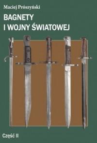Bagnety I wojny światowej cz. 2 - okładka książki