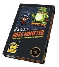 Boss Monster. Gra karciana o budowaniu - zdjęcie zabawki, gry