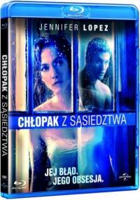 Chłopak z sąsiedztwa (Blu-ray) - okładka filmu