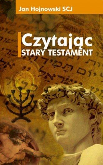 Czytając Stary Testament - okładka książki