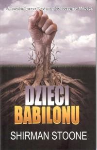 Dzieci Babilonu - okładka książki