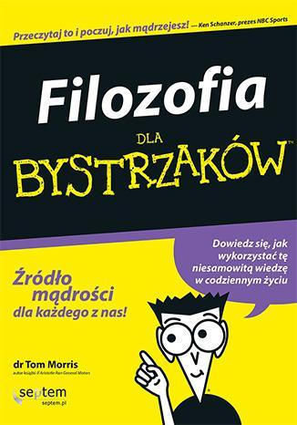 Filozofia dla bystrzaków - okładka książki