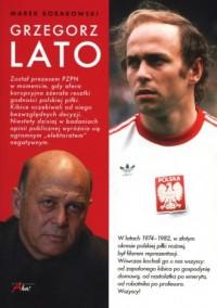 Grzegorz Lato - okładka książki