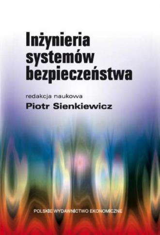 Inżynieria systemów bezpieczeństwa - okładka książki