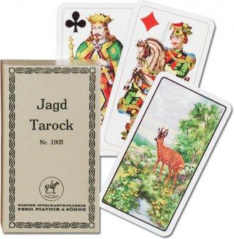 Jagd. Tarock (1 talia) - zdjęcie zabawki, gry