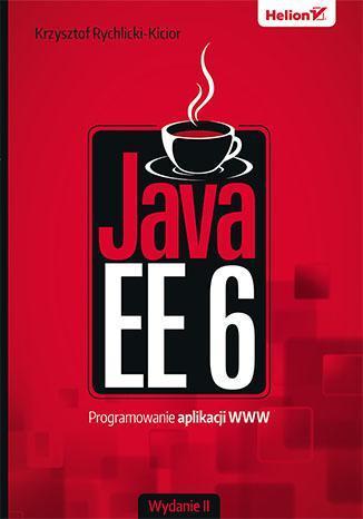 Java EE 6. Programowanie aplikacji - okładka książki