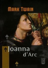 Joanna d Arc - okładka książki