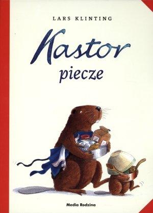 Kastor piecze - okładka książki