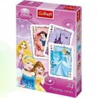 Księżniczki (24 karty) - Wydawnictwo - zdjęcie zabawki, gry