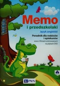 Memo i przedszkolaki. Język angielski. - okładka podręcznika