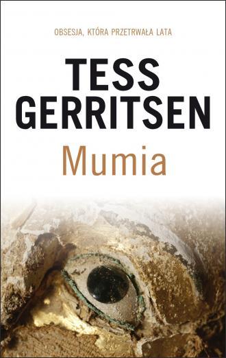 Mumia - okładka książki