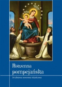Nowenna pompejańska. 54-dniowa - okładka książki