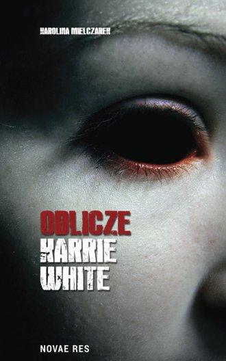 Oblicze Karrie White - okładka książki