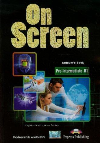 On Screen. Podręcznik wieloletni - okładka podręcznika