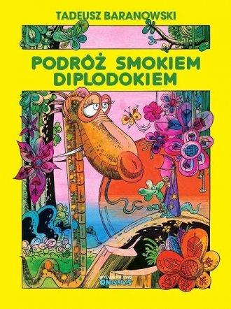 Podróż smokiem Diplodokiem - okładka książki