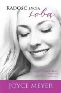 Radość bycia sobą - okładka książki