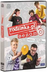 Rodzinka.pl. Sezon 6 - okładka filmu