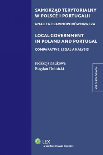 Samorząd terytorialny w Polsce - okładka książki