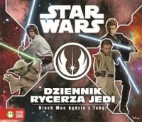 Star Wars. Dziennik Rycerza Jedi - okładka książki