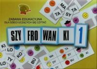 Szyfrowanki 1. Gra edukacyjna - zdjęcie zabawki, gry