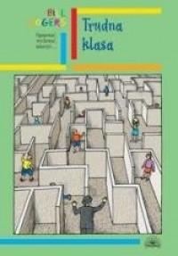 Trudna klasa - okładka książki