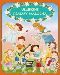 Ulubione psalmy malucha - okładka książki