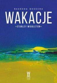 Wakacje - okładka książki