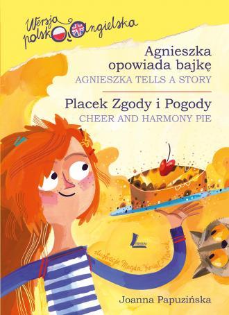 Agnieszka opowiada bajkę - okładka książki
