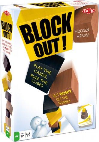 Block Out. Gra planszowa - zdjęcie zabawki, gry