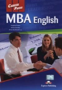 Career Paths. MBA English - okładka podręcznika