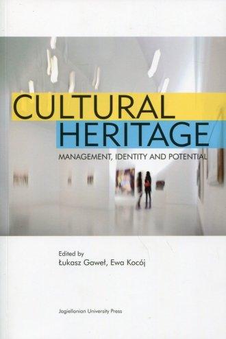 Cultural Heritage. Management, - okładka książki