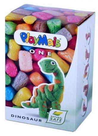 Dinozaur playmais - zdjęcie zabawki, gry