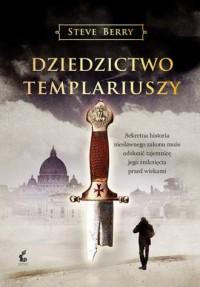 Dziedzictwo templariuszy - okładka książki