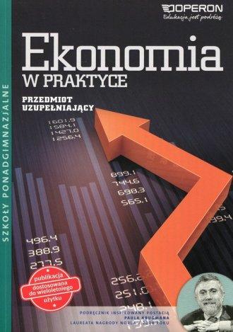 Ekonomia w praktyce. Szkoła ponadgimnazjalna. - okładka podręcznika
