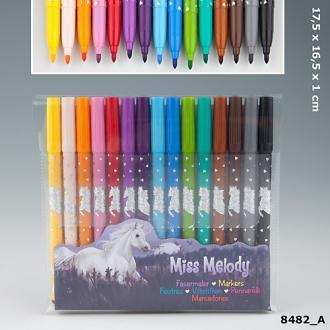 Flamastry Miss Mellody - zdjęcie produktu