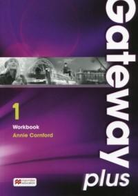 Gateway Plus 1. Szkoła ponadgimnazjalna. Workbook. Poziom A2 - okładka podręcznika