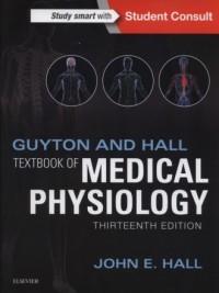 Guyton and Hall Textbook of Medical Physiology - okładka książki