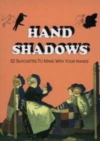Hand Shadows - okładka książki