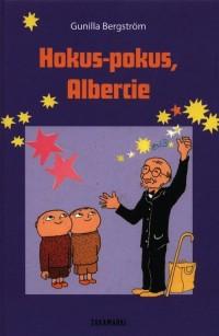 Hokus-pokus Albercie - okładka książki