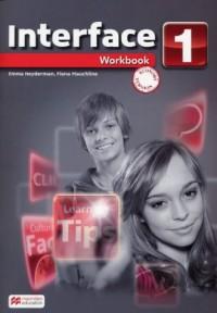 Interface 1. Gimnazjum. Workbook - okładka podręcznika